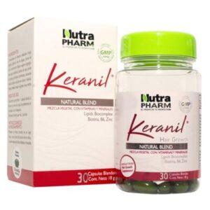 Keranil, Anticaída Del Cabello